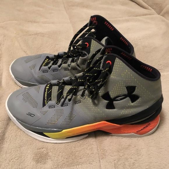 Armor Steph Curry 2 Sneakers | Poshmark